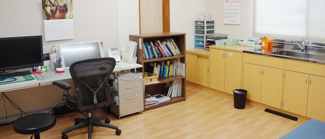 診察室・診療機器